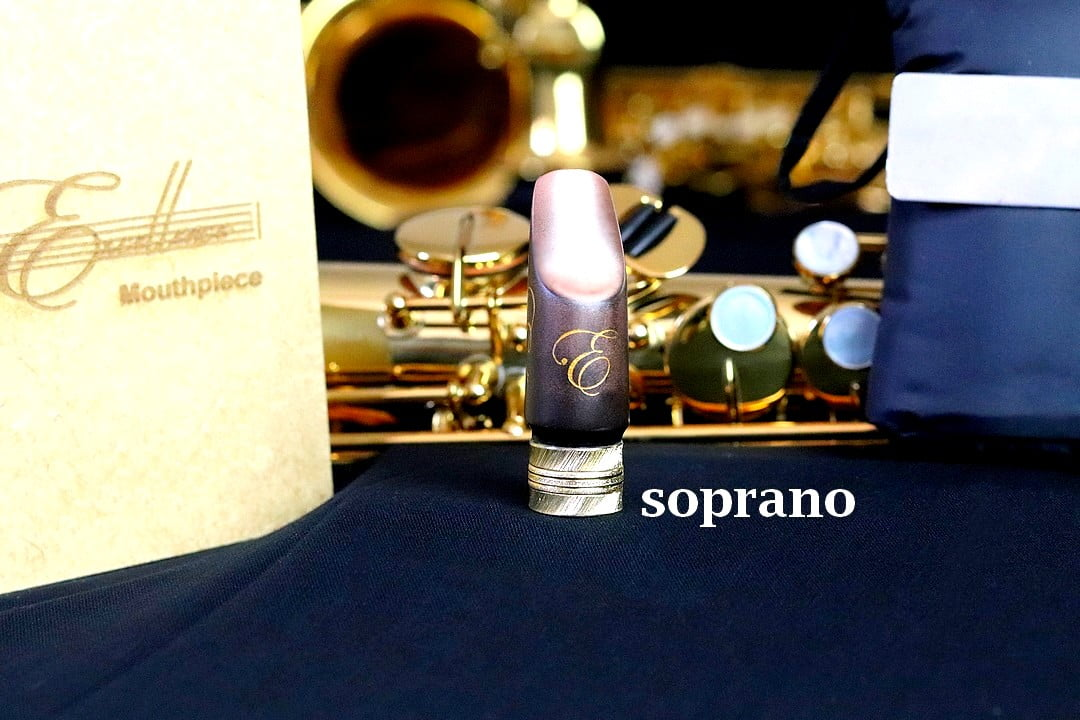 boquilha sax soprano excellence